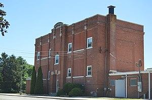 Saunemin, Illinois - Elementary school