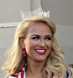 Savvy Shields American beauty pageant winner