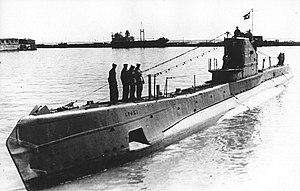 Shchuka-class submarine - Image: Sc 311