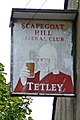 Scapegoat Hill Liberal Club, Scapegoat Hill, West Yorkshire (4th September 2010).jpg