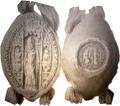 Sceau contre sceau archevequeReims.png