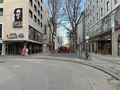 Schützenstraße München