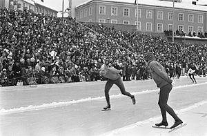 Ard Schenk - Image: Schenk Verkerk 1967WK