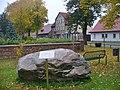 Schenkendorf - Findling (Erratic Block) - geo.hlipp.de - 42812.jpg