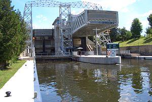 Kirkfield - Kirkfield Lift Lock