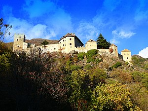 Messner Mountain Museum - Juval Castle