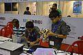 School Students Preparing Their Robot - Indian National Championship - WRO - Kolkata 2016-10-22 1102.JPG