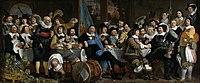 Schuttersmaaltijd ter viering van de Vrede van Munster Rijksmuseum SK-C-2.jpeg
