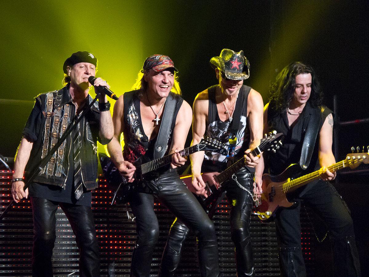 Scorpions – Wikipédia 4d9428576ff