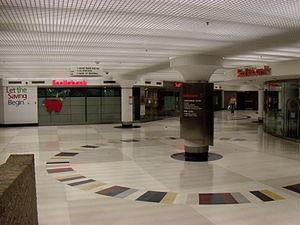 Winnipeg Walkway - Scotiabank Concourse