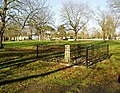 Scouts War Memorial, Churchfields Recreation Ground - geograph.org.uk - 1165107.jpg