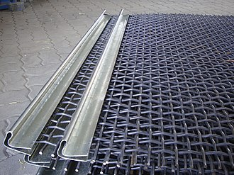Mesh - Metal screen mesh