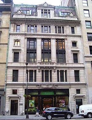 Alice Dalgliesh - Scribner's Publishing Building, NY