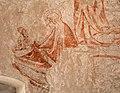 Scuola pistoiese, bacio di giuda e ultima cena e orazione nell'orto, xiv secolo 04.jpg