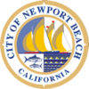City of Newport Beach官方圖章