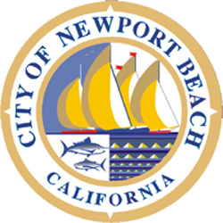 Official seal of Newport Beach, California