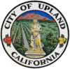 Official seal of Upland, California