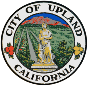 Upland, California - Image: Seal of Upland, California