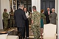 Secretary Pompeo and Spokesperson Ortagus Attend a Reception Hosted by CENTCOM General McKenzie (48085162207).jpg