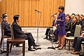 Secretary Pritzker Meets Japan's Prime Minister Abe - Flickr - East Asia and Pacific Media Hub (2).jpg