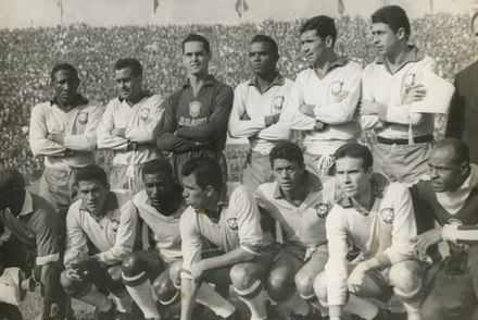 Defending champions Brazil at the 1962 FIFA World Cup BR RJANRIO PH 0 FOT 03413 0003.tif