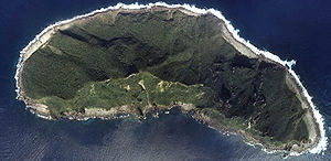 Senkaku Islands - One islet of the group – Uotsuri