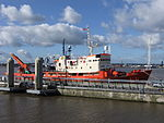Sentinel at Liverpool Cruise Terminal - 2012-08-31 (12).JPG