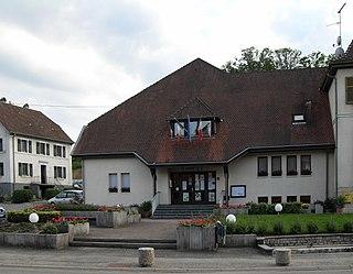 Seppois-le-Haut Commune in Grand Est, France