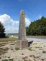 Sept-Saulx D35 Voie Romaine Monument Napoléon III.jpg