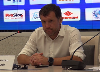 Sergei Gurenko Belarusian footballer