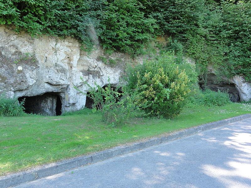 Serval (Aisne) des creutes