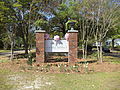 Seth Lore Historic District sign, Eufaula.JPG
