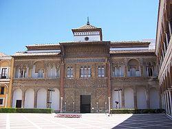Alcázar của Sevilla
