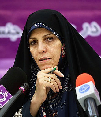 Vice Presidency for Women and Family Affairs - Image: Shahindokht Molaverdi 01