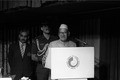 Shankar Dayal Sharma Addresses - Dedication Ceremony - CRTL and NCSM HQ - Salt Lake City - Calcutta 1993-03-13 43.tif