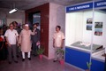 Shankar Dayal Sharma Visits CRTL and NCSM HQ - Dedication Ceremony - Salt Lake City - Calcutta 1993-03-13 232-01.tif