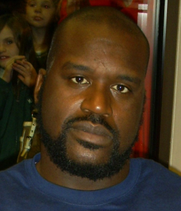 Shaquille O'Neal in 2011 (cropped)
