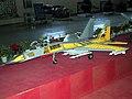 Shenyang J-11 Model (37072657875).jpg