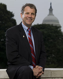 Sherrod Brown United States Senator from Ohio