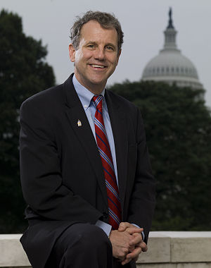 United States congressional delegations from Ohio - Senator Sherrod Brown (D) Since January 3, 2007