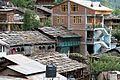 Shingle roofs in Manali (3777554866).jpg