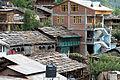 Shingle roofs in Manali (3777554866).jpg