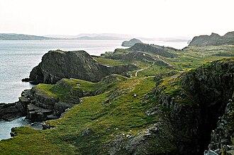 Bay Roberts - Rock Walls on the Bay Roberts Heritage Walking Trail