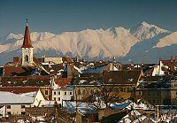 Medieval city of Sibiu, European Capital of Culture in 2007