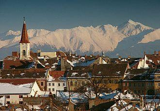 Cultural tourism - Sibiu, Romania