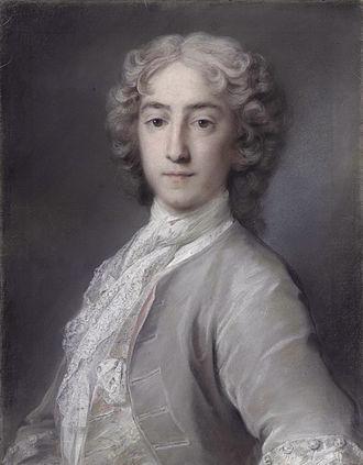 Lord Sidney Beauclerk - Lord Sidney Beauclerk (1703-44) (Rosalba Carriera, c.1723)