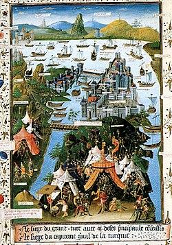 Empire Ottoman Vikidia L Encyclopedie Des 8 13 Ans