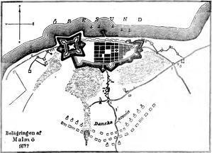Siege of Malmö - Siege of Malmö 1677