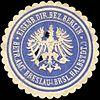 Siegelmarke Eisenbahn Direktion Bezirk Berlin - Betriebs Amt Breslau W0215665.jpg
