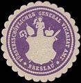 Siegelmarke Fürstbischöfliches General Vicariat Amt Breslau W0355813.jpg